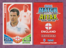 England Wayne Bridge Manchester City 63